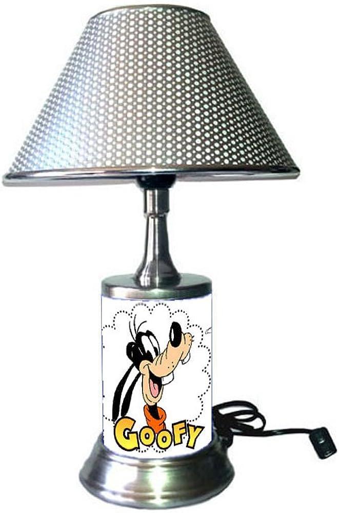 JS Goofy Lamp with Shade Disneys