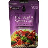 Passage Foods Stir-Fry Sauce, Thai Basil and Sweet Chili, 6 Count