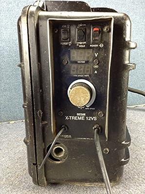 (1) Miller Suitcase X-treme 12vs Wire Feeder Mig Welder W/ Used Weld Gun 12-vs