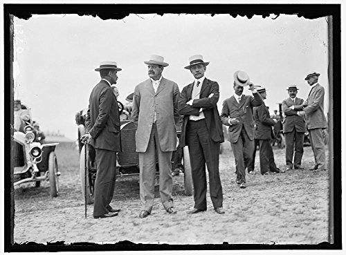 1909-photo-wright-flights-fort-myer-va-july-1909-spectators-robert-bacon-sec-of-war-dickinson-sen-el