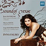 Sound of Verse: Piano Music by Pasternak, Ravel and