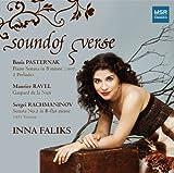 Sound of Verse: Piano Music by Pasternak, Ravel and Rachmaninov