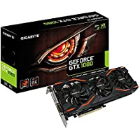 Gigabyte GeForce GTX 1080 Windforce OC GV-N1080WF3OC-8GD Graphics Cards