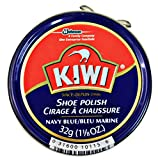 Kiwi Shoe Polish Paste, Navy, 1.125 Oz. | amazon.com
