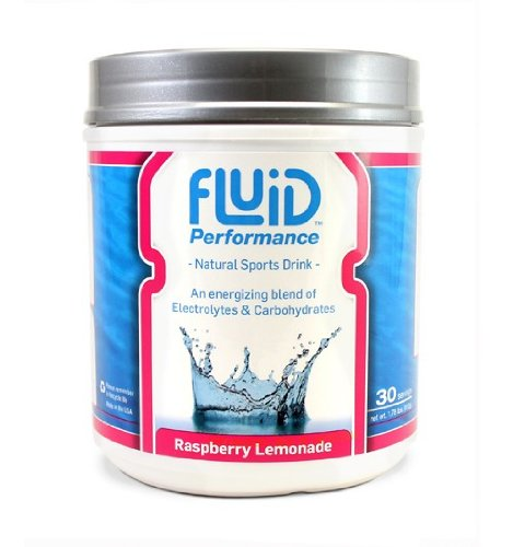 Fluid Performance Canister – (30 servings) Raspberry Lemonade For Sale