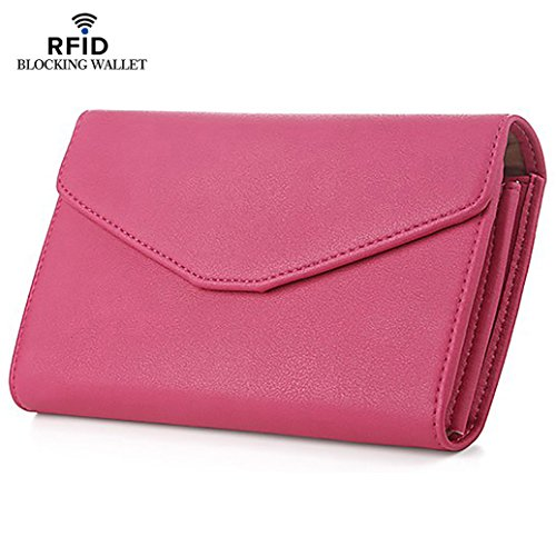 Checkbook Cover Ladies Womans Wallet - 7