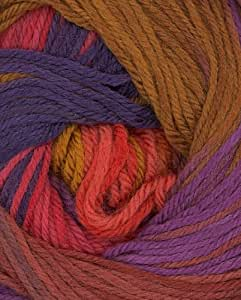 Classic Elite Liberty Wool Print Yarn 7807 Campfire