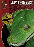 Le Python Vert arboricole: Morelia Viridis