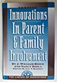 img - for Innovations in Parent and Family Involvement (Library of Innovations Series) book / textbook / text book