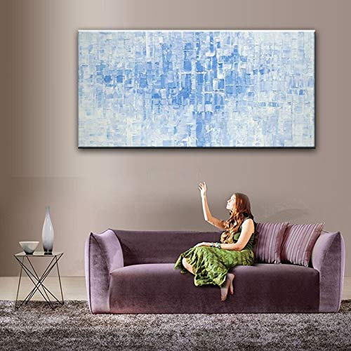 YHDAMAI HandOil Painting Home Decorati Canvas AbstractKnife Painting Pictures