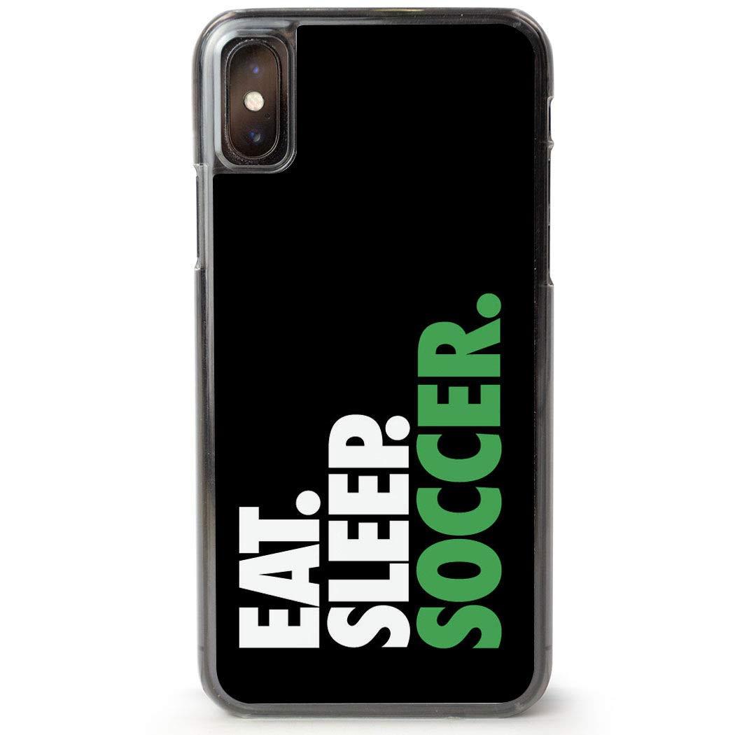 the latest 53a75 d386a Amazon.com: Custom Soccer iPhone 6/6S Case | Eat. Sleep. Soccer ...