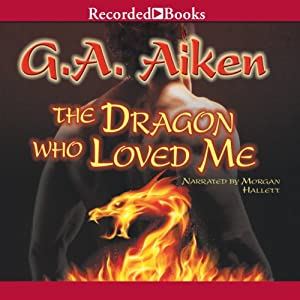 The Dragon Who Loved Me Audiobook