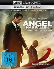 Angel Has Fallen  (4K Ultra HD) [Blu-ray]