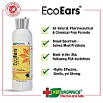 EcoEars | Natural Dog Ear Cleaner - Infection Formula For Itch, Head Shaking, Discharge & Smell. Multi-Symptom Ear Treatment Cleans Away Most Dog Ear Problems.No Chemicals or Drugs-100% Guaranteed 13