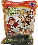 Tao Kae Noi Crispy Seaweed Snack Tom Yum Spicy Flavor Thai