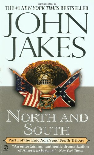 book cover of North and South