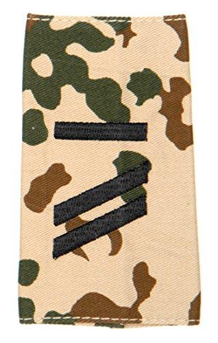 Camouflage Armée Blöchel Bundeswehr Insigne Rangs D'épaule Originalae Caporal De Tous Couleurs Terre Boucles A Tropical Ua Divers Rang 6dHnHx