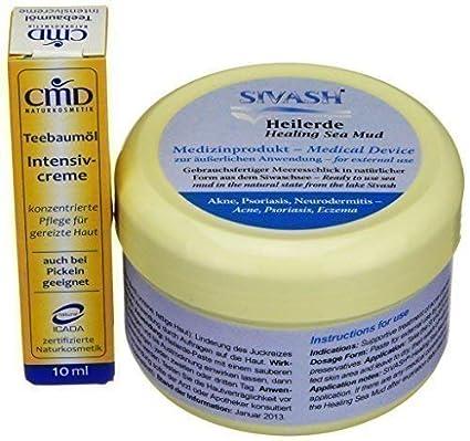 intensivset para Tratamiento contra Acné, Espinillas, Impuro, piel grasa : Mascarilla Facial De