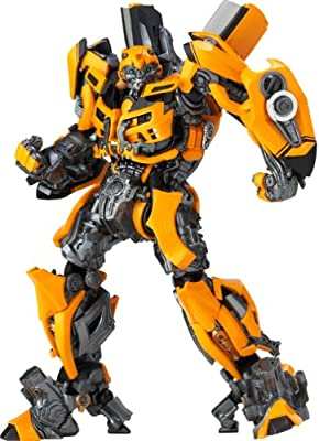 SCI-FI Revoltech Series No.038 Transformers Bumblebee (125 mm PVC Figure) [JAPAN] by Kaiyodo