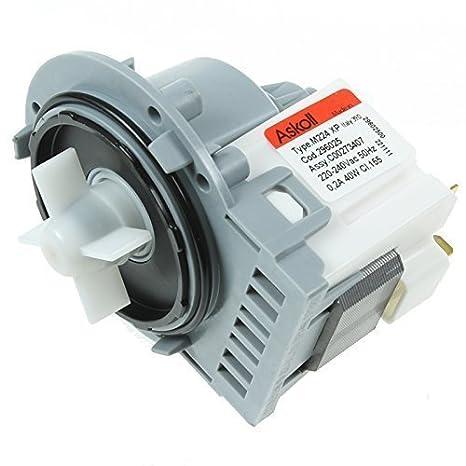 First4Spares mando a distancia de Askoll M224 lavadoras de la de ...