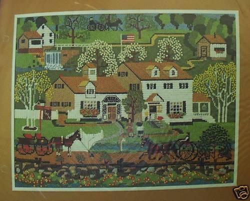 White House Inn - Charles Wysocki -