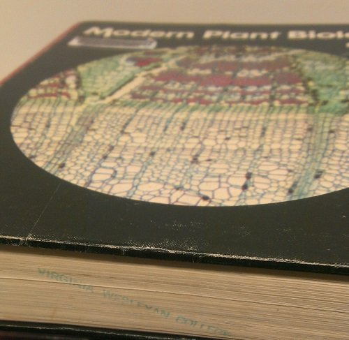 First Edition of Howard J. Dittmer's Modern Plant Biology