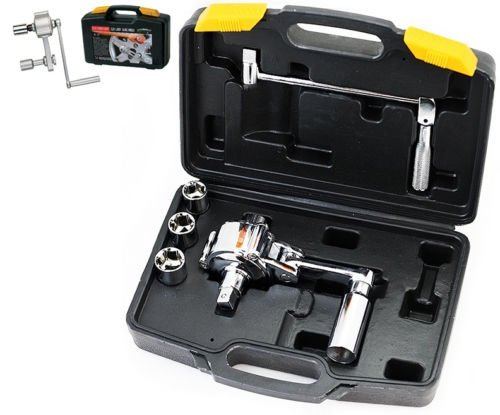 9TRADING Car Torque Multiplier Wrench Lug Nut Lugnuts Remover Labor Saving spanner,Free Tax,Delivered within 10 days