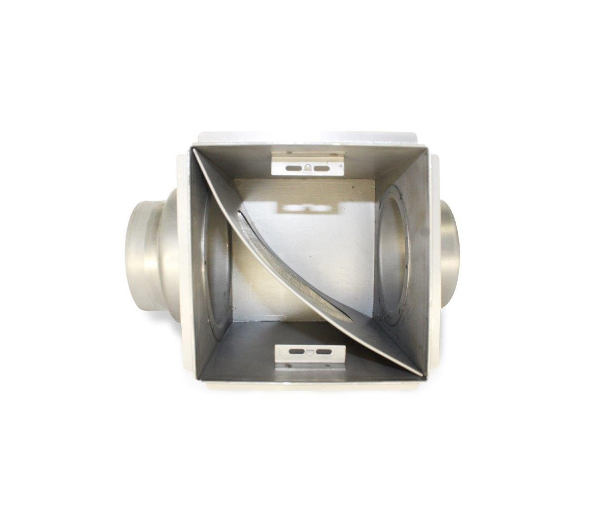 """Lint Trap for Dryers 4"""" inlet and universal 4"""" & 5"""" Outlet"""