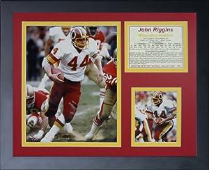Legends Never Die John Riggins Framed Photo Collage, 11x14-Inch