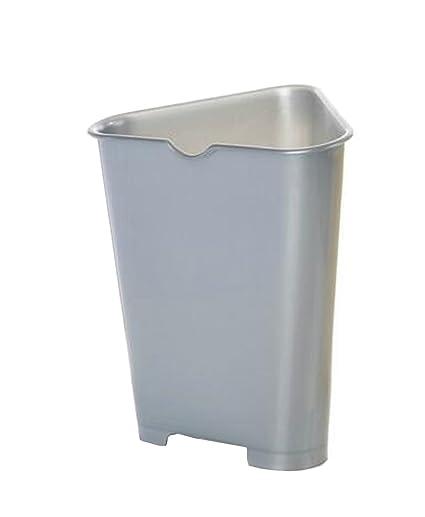 amazon com trash can hflove triangle kitchen plastic corner kitchen