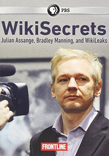 Frontline: Wikisecrets: Julian Assange & Wikileaks [DVD] [Region 1] [US Import] [NTSC] by