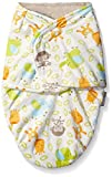 Baby's Safari Animal Print Swaddle Bag By Blankets And Beyond Multicolor Animals