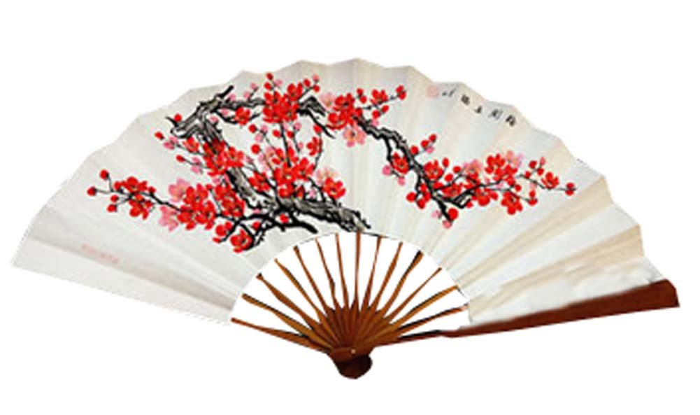 Panda Superstore Chinese Fan Hand Fans Hand Held Fans Folding Fans Hand Held Fan Folding Fan