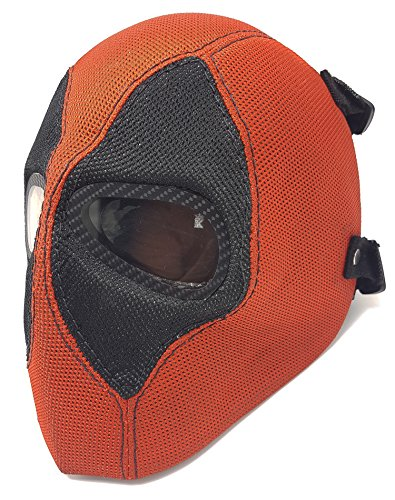 Celtic Predator Mask (Invader King TM Deadpool Army of Two Airsoft Mask Protective Gear Outdoor Sport Fancy Party Ghost Masks Bb)