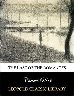 The last of the Romanofs