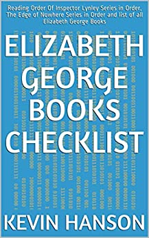 List of inspector lynley books in order