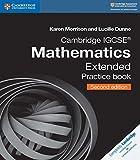 Cambridge IGCSE® Mathematics Extended Practice Book (Cambridge International IGCSE)