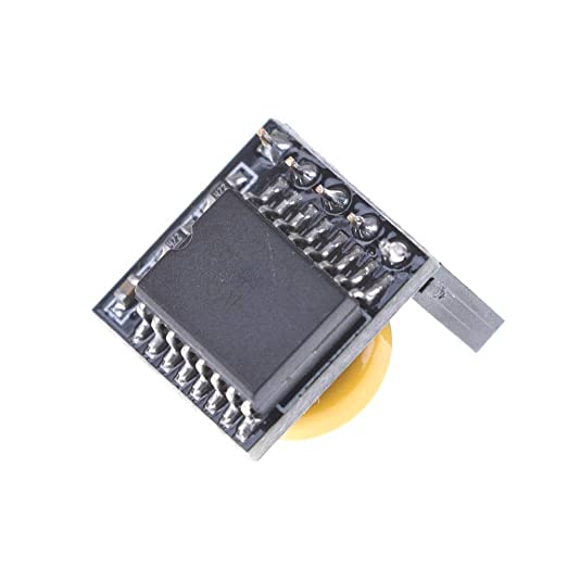 DS3231 Real Time Clock Module for Arduino 3.3V//5V with Battery For Raspberry  ha