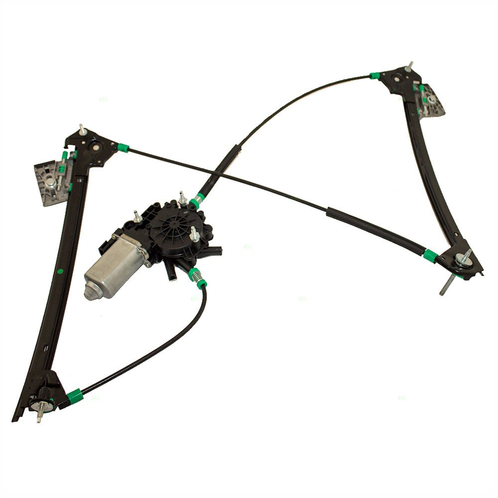 Passengers Front Power Window Lift Regulator with Motor Assembly Replacement for Chevrolet 15781690