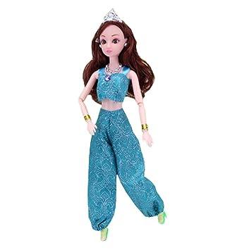 Amazon.es: Traje de Ropa de Moda para muñecas - Ropa Casual [Las ...