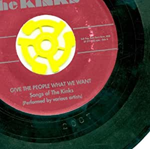 Give the People What We Want: Songs of Kinks