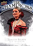 Tanith Belbin Hockey Card 2009-10 Upper Deck The Champions CHTB Tanith Belbin
