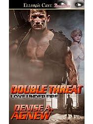 Double Threat: 3 (Love Under Fire)