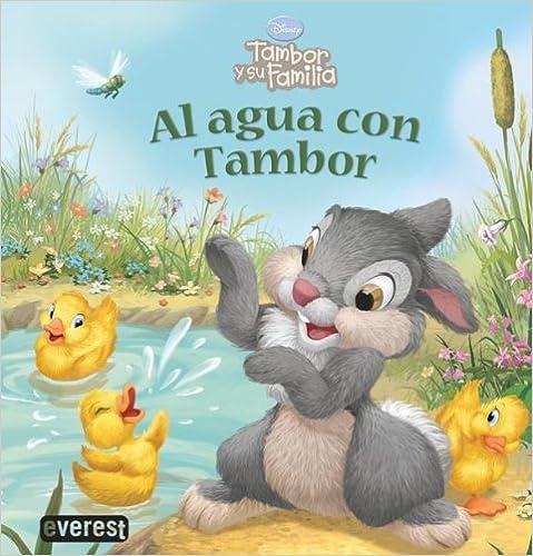Al agua con Tambor (Tambor y su familia / Libros singulares)