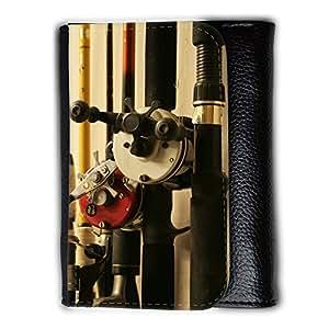 le portefeuille de grands luxe femmes avec beaucoup de compartiments // V00002604 Pescar // Medium Size Wallet