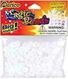 : Darice Pony Beads, 6x9mm, Magic Color, 170-Pack
