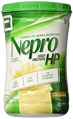 Abbott Nepro HP Vanilla Powder -400gm High Nutrition Ener...