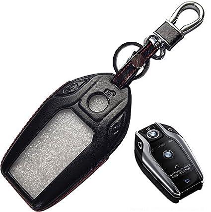 Amazon Com Dobrev Genuine Leather Car Remote Key Case Protector
