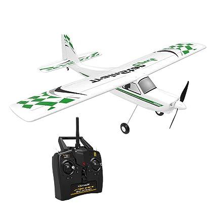 Amazon.com: VOLANTEXRC Avión control remoto avión planeador ...