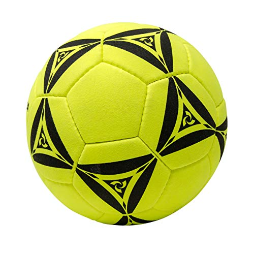 Mikasa SX50 Indoor Soccer Ball (Size 5) felt cover.